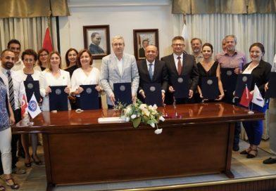 Ege'de, kadın girişimcilerin sayısını artıracak protokol imzalandı