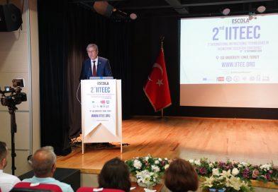 """EÜ'den """"Uluslararası Mühendislik Eğitiminde Öğretim Teknolojileri Konferansı"""""""