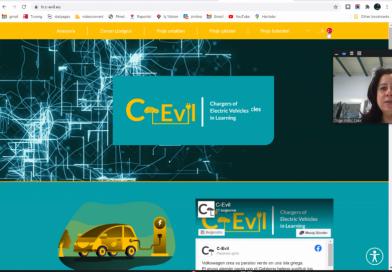 """Ege'de """"C-EVIL"""" projesinin yaygınlaştırma etkinliği gerçekleştirildi"""