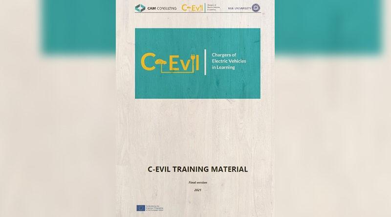 C-Evil projesi kapsamında geliştirilen eğitim materyalleri web sitemizde yayınlandı